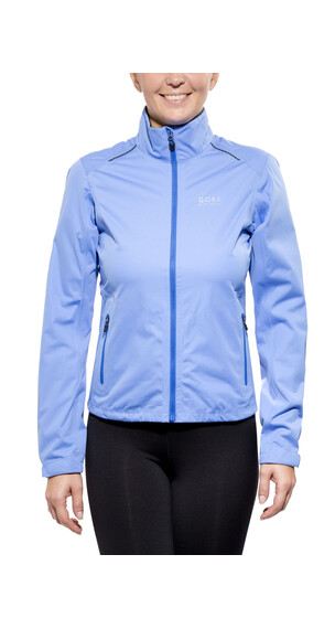 GORE BIKE WEAR ELEMENT GT AS Jacket Lady blizzard/brilliant blue